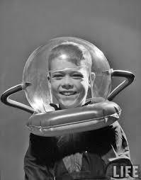 vintage photographs of a 1950s rocket ship grayflannelsuit net