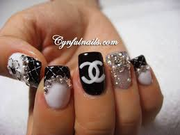 can you get designs on gel nails how you can do it at home