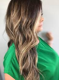 Older Women Baylage Highlights | top 10 balayage fall hair color trends 2017 2018 for older women