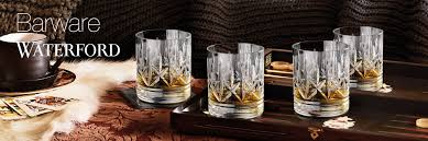 classic barware waterford crystal barware collection crystal classics