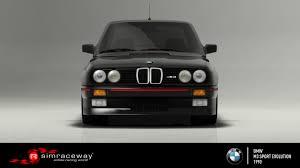 Bmw M3 Sport - simraceway bmw e30 m3 sport evolution