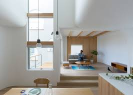 Japan Design Compact Home In Japan Looks Enchanting With Arches And Curves Curbed