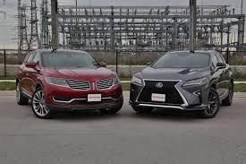 new 2016 lexus rx 350 2016 lexus rx 350 vs lincoln mkx autoguide com news