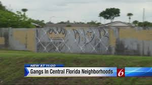 Blood And Crip Territory Map Gangs Creeping Into Unexpected Central Florida Neighborhoods