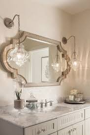 best mirror decoration ideas and designs for moroccan inspired silver bathroom mirror