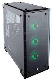crystal series 570x rgb atx mid tower case