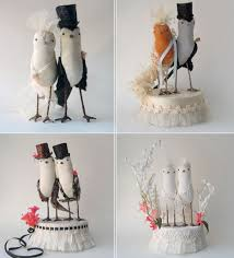 bird wedding cake toppers handcrafted cake toppers inspiration for weddings celebrations