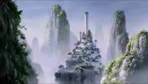 zhangjiajie china where james cameron filmed his avatar movie
