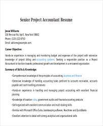 sle resume for senior staff accountant duties resume 33 accountant resumes in doc free premium templates
