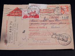 bureau poste bordeaux 1930 1950 135 letters with franking and postmarks catawiki