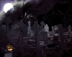 happy halloween screen savers animated haunted house wallpaper wallpapersafari