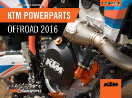 ktm powerparts street catalog 2016 usa by ktm sportmotorcycle gmbh