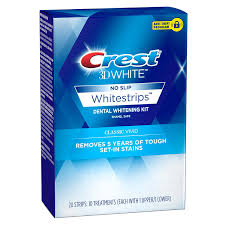 amazon com crest 3d white classic vivid whitestrips dental teeth