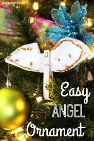 easy ornament craft pre k pages