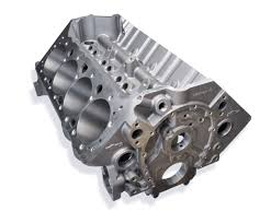 cast iron street ls new engine block for small block chevy world products launches