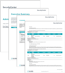 nessus report templates admin discovery report sc report template tenable
