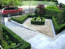 Low Maintenance Front Garden Ideas Large Garden Design Ideas Tahaqui Club