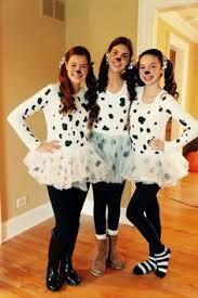 Dalmatian Puppy Halloween Costume Diy Animal Costume Ideas Halloween Easy