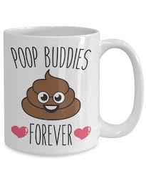 Best Mugs Buddies Best Friends Forever Mugs Emoji Funny Friend