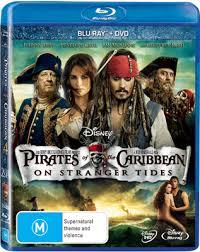 Piratas del Caribe: Navegando en Aguas Misteriosas [BD25]
