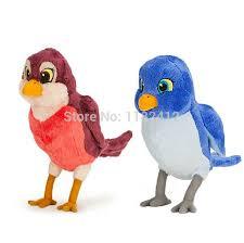 princess sofia cuddly royal friends robin mia bird