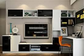 Living Room Tv Cabinet Interior Design Living Interior Tv Cabinet With Desk Jpg 1124 751 Reno Living