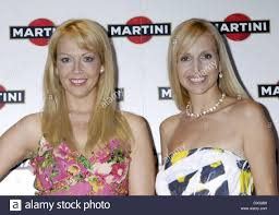 martini rosato liz fuller anneka svenska launch party for the new martini rosato