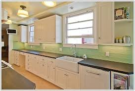 green glass tiles for kitchen backsplashes kitchen backsplash green glass tile tiles home decorating