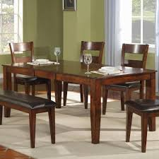 Mango Dining Table Warehouse M 1279 Modern Solid Mango Wood Dining Table Pilgrim