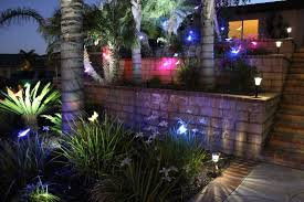 Solar Malibu Lights by Landscape Lighting Canyon Lake California