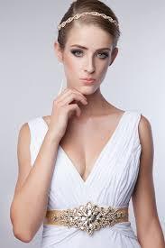 wedding dress sash luxury gold bridal sash wedding dress sash belt