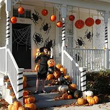 Outdoor Halloween Decorations Etsy by Halloween Decoration Themes Outside Halloween Party Ideas Scary