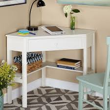 Small Desk Home Office Best 25 White Corner Desk Ideas On Pinterest At Home Office With