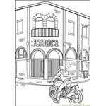 land 24 coloring free coloring pages