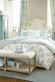 Schlafzimmer Farbe Streichen Ideen Kühles Schlafzimmer Blau Beige Tolle Wandgestaltung Mit