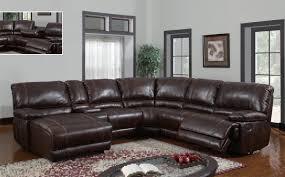 Leather Chaise Lounge Home Design Espresso Leather Chaise Lounge Chair With Pillow Top