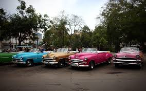 vintage cars photos of cuba u0027s classic cars travel leisure