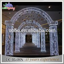 light ornaments rotator led arch light buy led