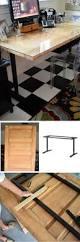 Diy Door Desk by 22 Awesome Diy Desks You Should Build At Home