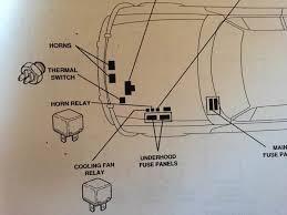 jaguar xjs cooling fan wiring diagram jaguar wiring diagram for cars