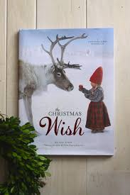 the christmas wish book of the week the christmas wish design