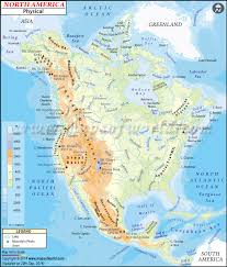 america physical map america physical map physical map of america