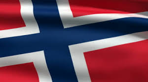 stock footage norwegian flag d animation perfect seamless
