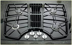 Ge Modular Cooktop Kitchen The Most Ge Pgp990denbb 30 Inch Downdraft Gas Modular