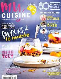 abonnement cuisine my cuisine magazine