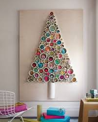 cool ideas recycled tree decorations designs