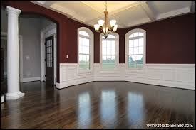 Wainscoting Ideas For Dining Room by New Home Building And Design Blog Home Building Tips Dining