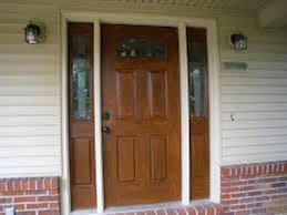 Vented Exterior Door Vented Sidelight Patio Doors An Overview Of Frameless Single