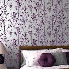 dazzling design ideas bedroom wall stencil designs 15 floral