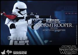 star wars office star wars first order stormtrooper officer sixth scale figur